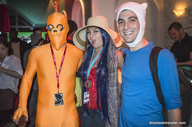 NY Comic Con Group Costume Marceline Adventure Time