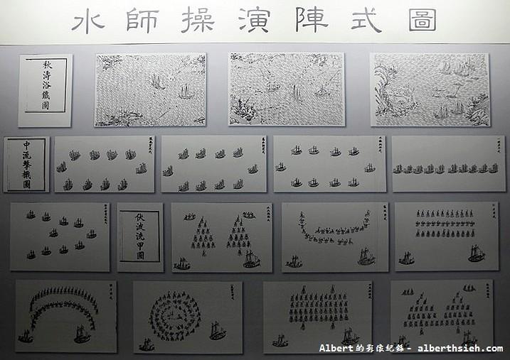 水師操演陣式圖