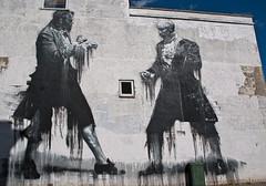 Street art: Dulwich mural 3