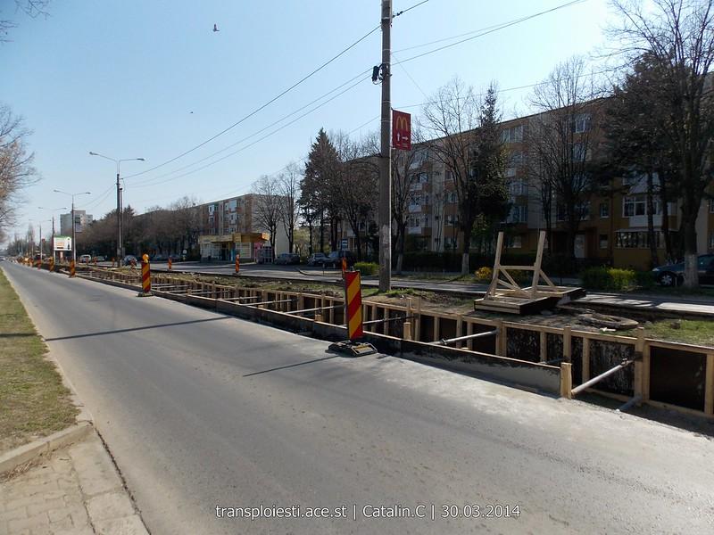 Traseul 102, etapa I: Bucla Nord ( Sp. Județean ) - Intersecție Republicii - Pagina 2 13605389995_b4affb328a_c