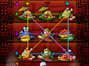 Chinese Kitchen Mobile slot game online review