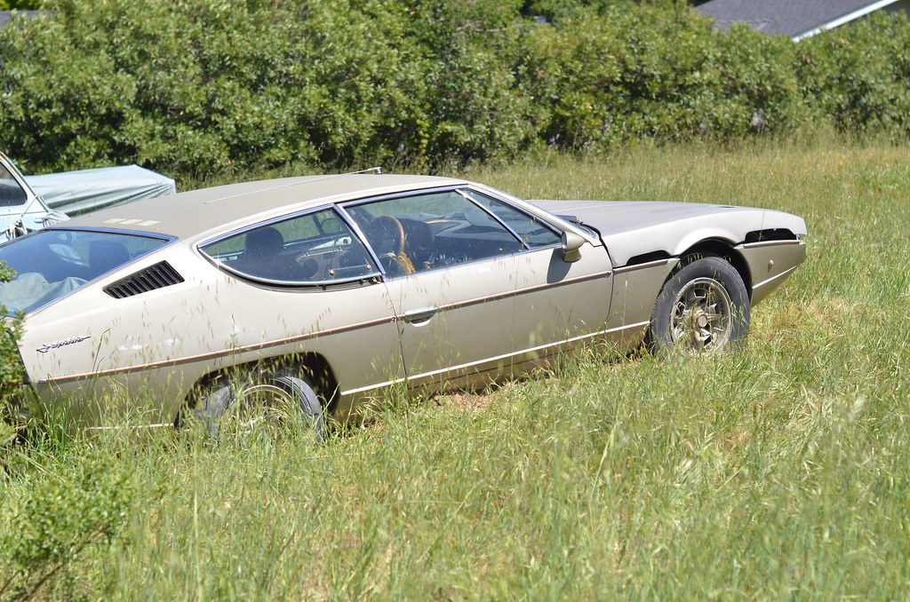 1972 Lamborghini Espada Series Ii Project For Sale On Bat Auctions Sold For 69 500 On April