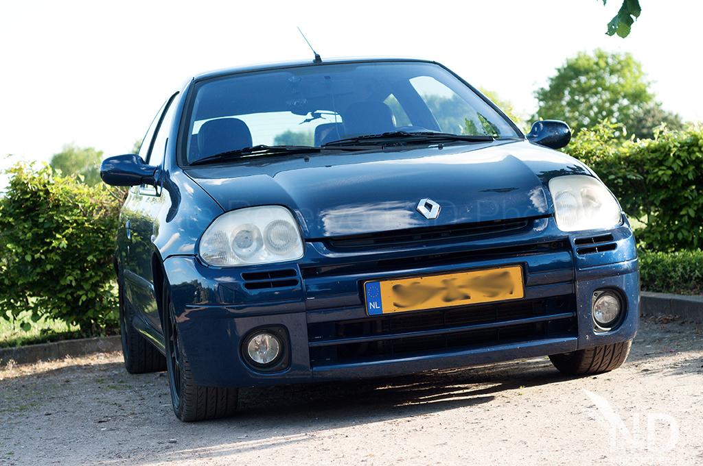 Renault Clio Rs Sport 20 16v Flickr