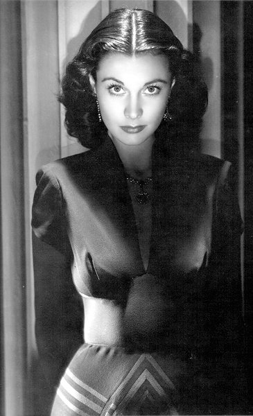 Vintage WWII Pinup Photo Vivien Leigh