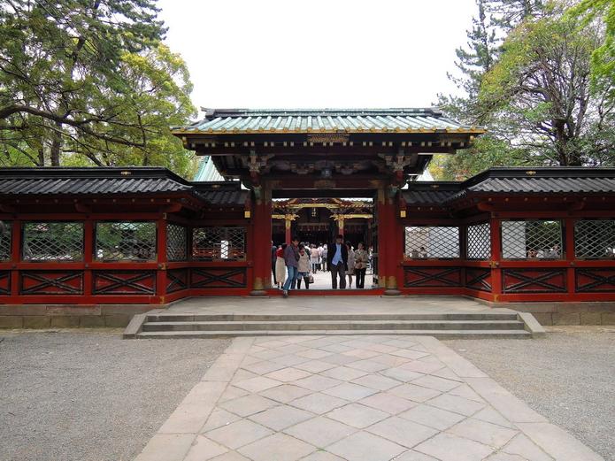 根津神社 杜鵑花名所 東京最古老的神社 | 林氏璧和美狐團三狐的小天地