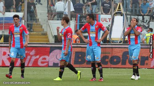 Catania-Cittadella 2-3: Tramortiti$
