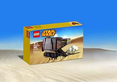 Midi Sandcrawler Box