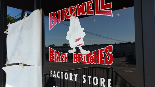 Birdwell Factory Storefront