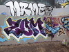 Zom graffiti, Trellick Tower