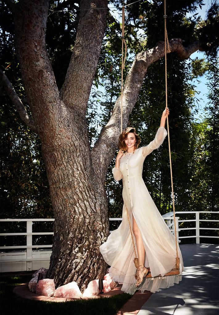 Миранда Керр — Фотосессия для «Harper's Bazaar» 2016 – 3