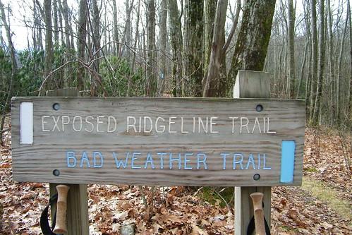 appalachian firescold knob blue white