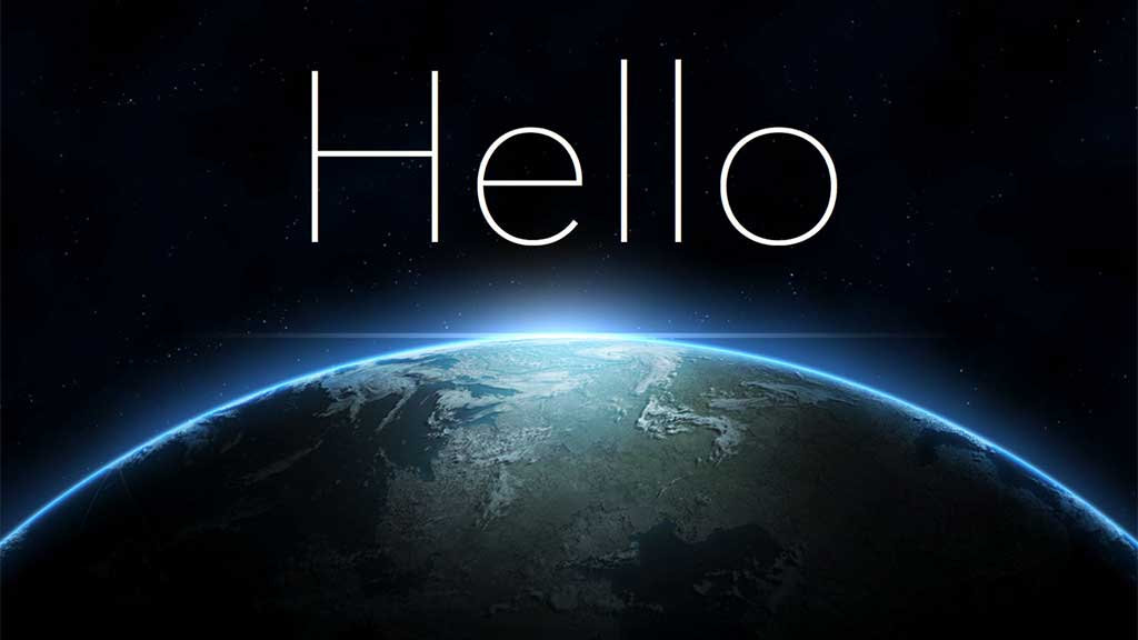 My Hello World