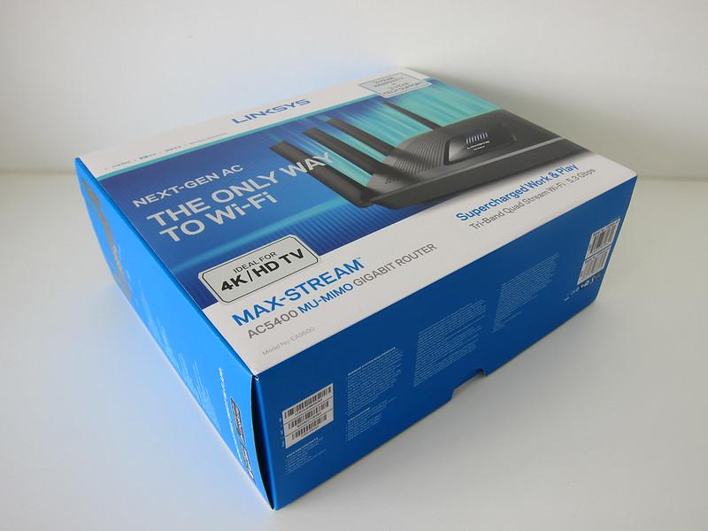 EA9500 - Box