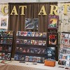 My Cat Art Booth Display