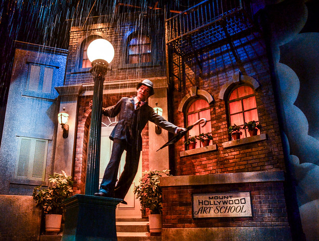 Singing in the rain GMR DHS
