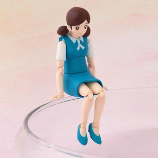 【官圖更新!】超人氣玩具偶像可動化!「杯緣子」登上figma系列~ コップのフチ子 figmaのフチ子