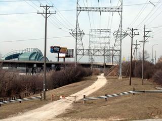 20040313 14 near 27th St. in Milwaukee