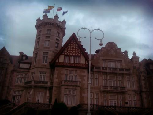Palacio de la Magdalena by simonharrisbcn