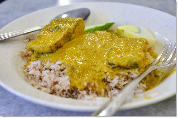 Nasi Dagang @ Oriental Kopitiam