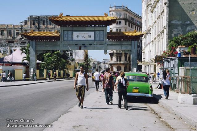 Old Havana Cuba Street Scene 3