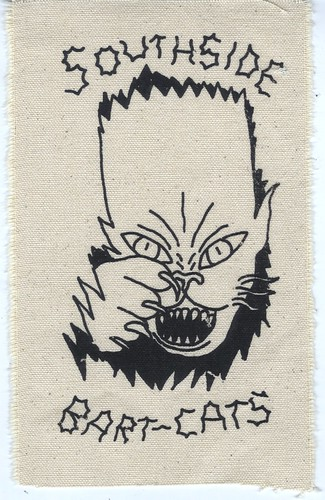 bart cats patch by willlaren