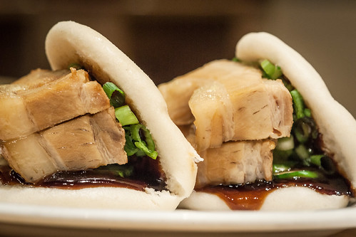 pork buns - momofukuy