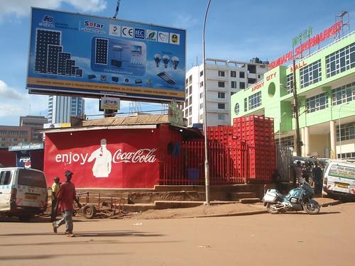 Kampala, Uganda by jbjelloid