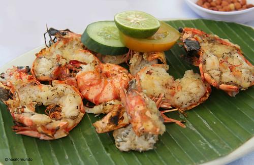 Seafood Barbecue em Jimbaran