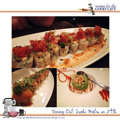 Dining Out: Sushi Bistro on 24th