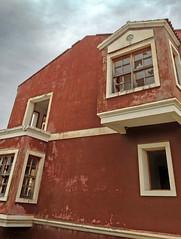 Deserted Venetian houses