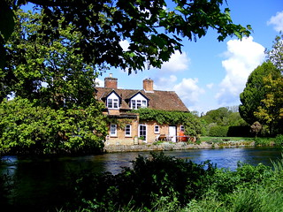 Cottage on Oakley Stream - Mottisfont