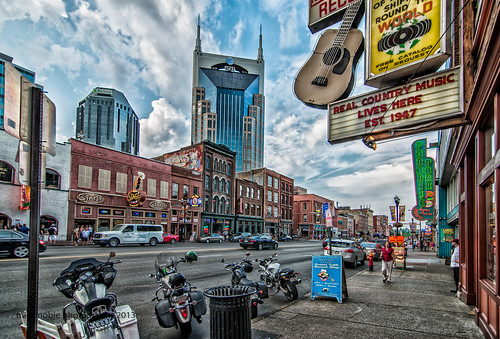 Real Country Music Lives Here