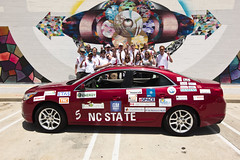 NC State at the Year Two Competition