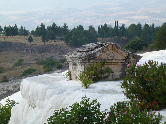 Turquie - jour 12 - De Kas à Pamukkale - 095 - Hierapolis