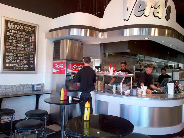 Vera's Burger Shack, Ottawa