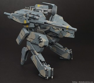 For info on this build visit otakurevolution.com/content/metal-gear-rex-finished