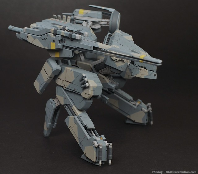 Metal Gear REX - Fin 13