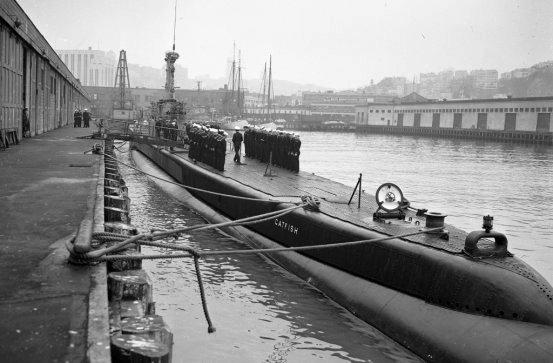 USS Catfish SS-339