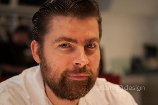 Nicli Chef David Tozer