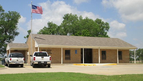 Post Office 73042 (Gracemont, Oklahoma)