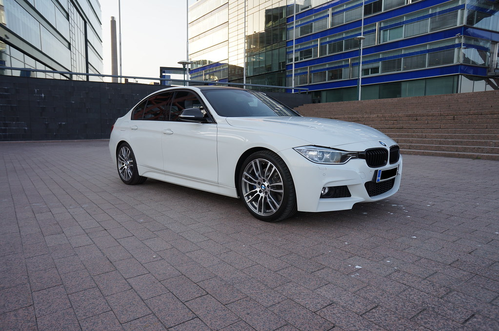 2013 F30 320i M Sport Aw With M Performance And 3m Vinyl Roof