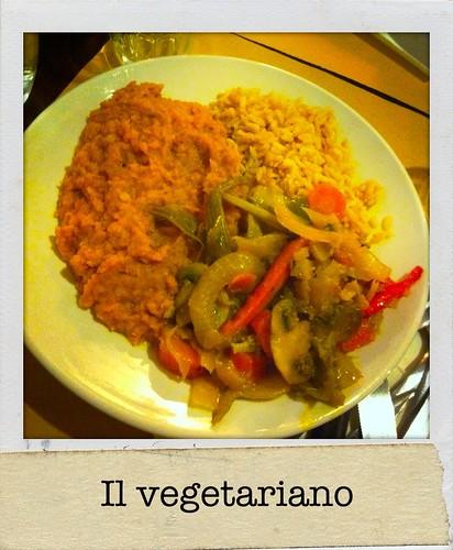 Il Vegetariano, Firenze