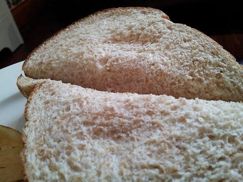 Irish country cafe sandwich