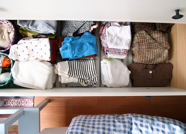 Baby drawer.