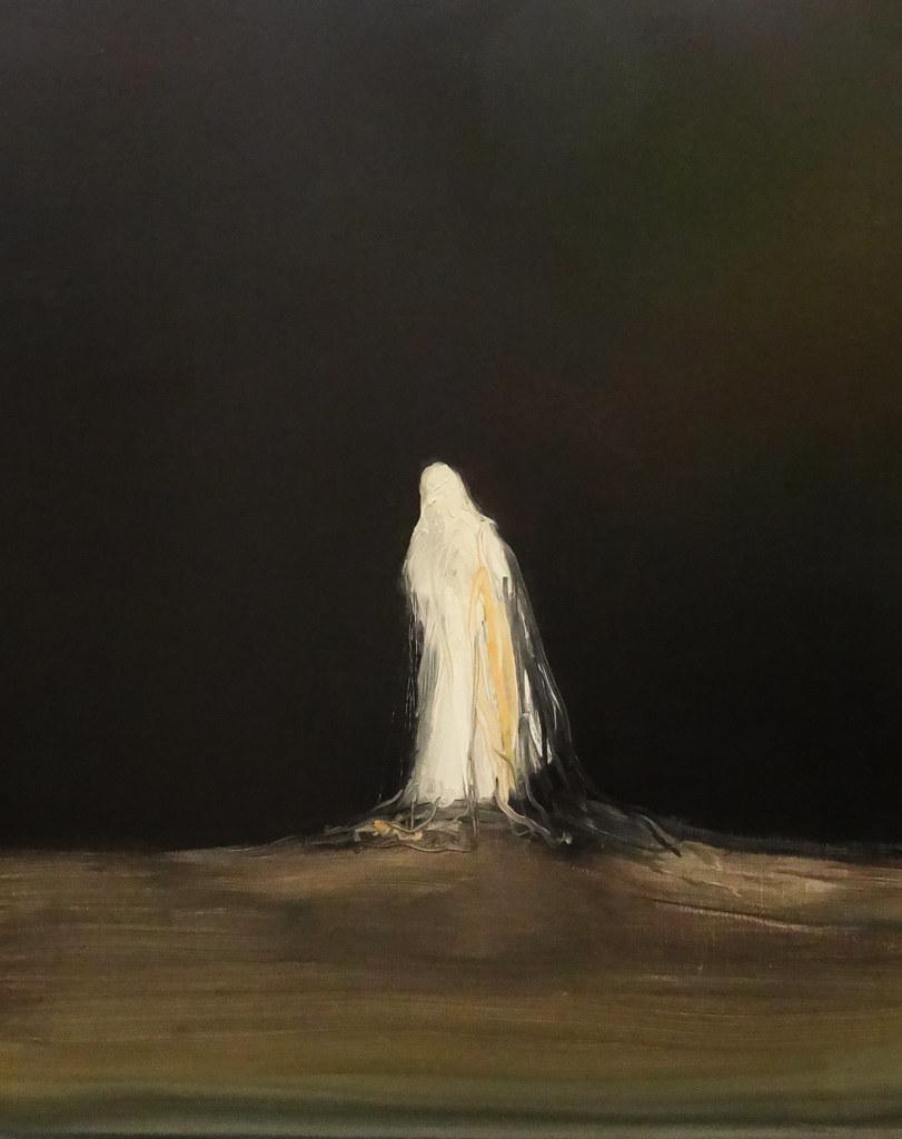 Óleo sobre lienzo. 55 x 46 cm 2013.