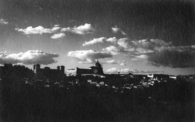 Toledo  en 1935. Fotografía Josep Gaspar i Serra © Arxiu Nacional de Catalunya. Signatura ANC1-23-N-1536