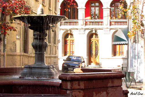 Plaza Libertad de Prensa