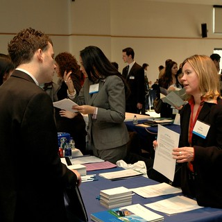 Career Fair 2011