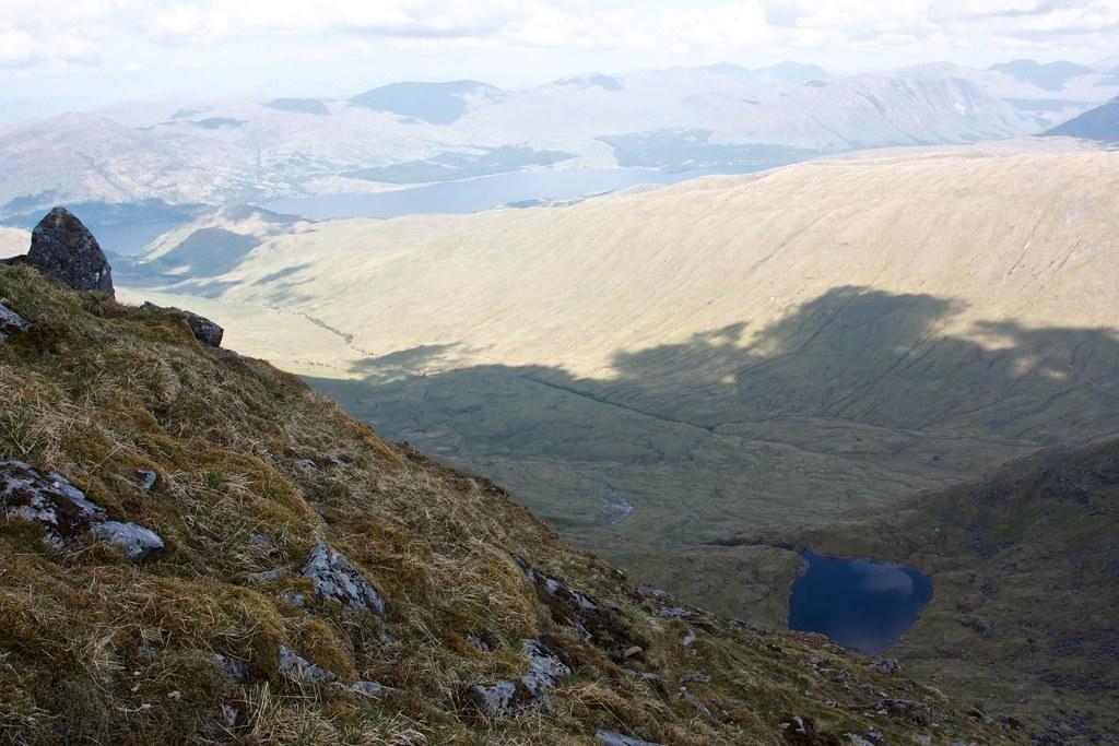 Glen Noe and Coire Lochain