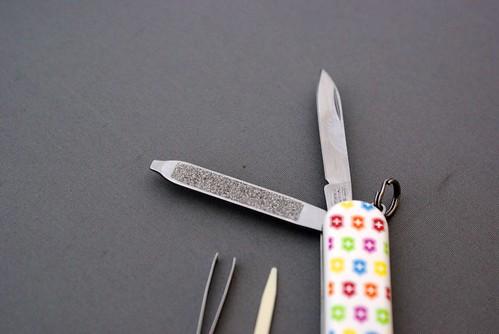 スイスアーミーナイフ